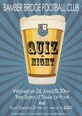 Pub Quiz Night - Wednesday 26 June 2019 (Free Event)
