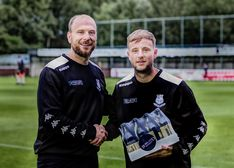 Player of The Month August 2019 - Adam Sumner