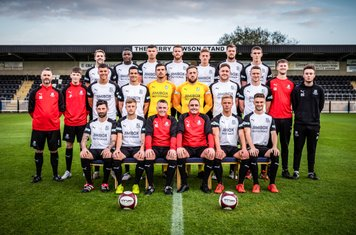 2019/20 Official Team Photo