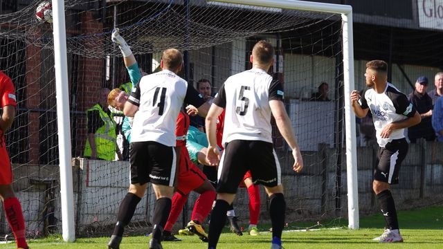 Bamber Bridge 1 - 3 Basford United (14/09/19)