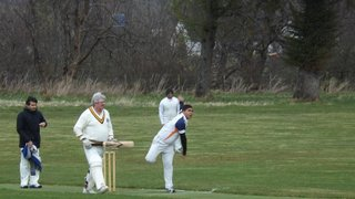 1st XI v Fort William - 17th April 2016
