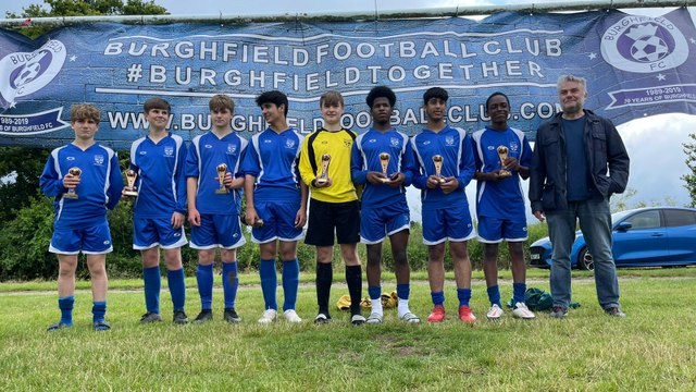 Whiteknights U15s (new season 2021/22) looking for players