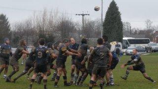 1st XV v Old Crossleyans