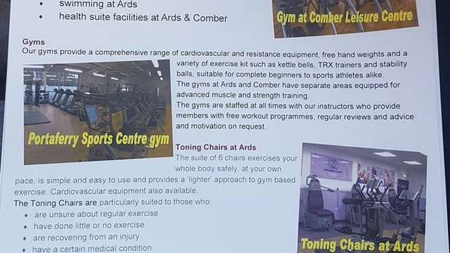 Corporate gym rates for club members