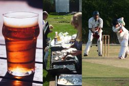 Big weekend for Ellerslie CC down at Little Bounds - Come and Join Us