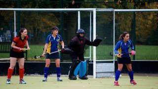 Ladies 1s 24th October 2015