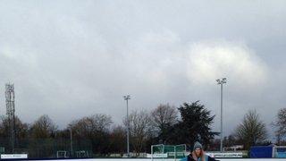 Snow at Sonning Lane