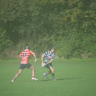 MATCH REPORT NOMADS 27-ORPINGTON 12 CROCODILE 36-ALLEYNIANS 12