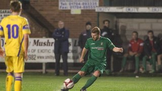 Burscough FC Vs Lancaster City FC Integro Cup 15th Nov by Marc Taylor Photography