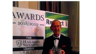 Stuart Heaps Recognised For Is Service To The Club
