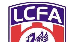 LCFA Senior Cup Draw