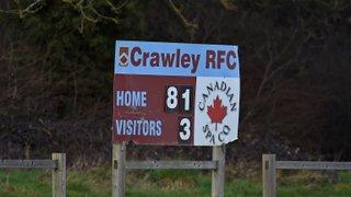Crawley RFC 1st XV v Midhurst RFC 1st XV - 30 Jan 16