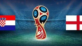 World Cup Semi Final - England v Croatia