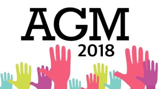 AGM 2018 Notes & Minutes from the meeting on 30th November