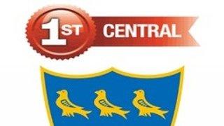 1st Central Sussex League T20 Draw