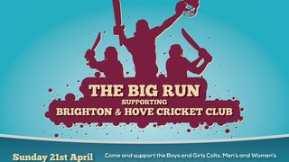 The Big Run 2019 - Fundraising Event on Sunday 21st April on Hove Seafront