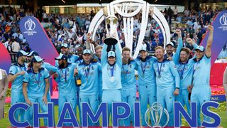 Congratulations England - World Champions
