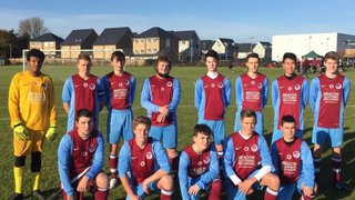 Our 18s proudly wore their poppies on Remembrance Sunday