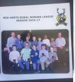 Our U12 Typhoons win the MHRML U12 Sportsmanship Award