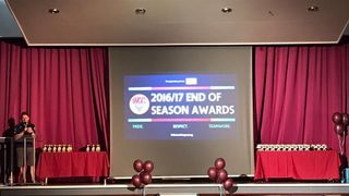 2016-17 End of Season Presentation