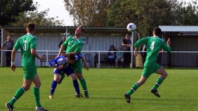 Dudley Sports v Shawbury United