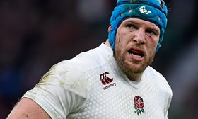 Sportsmans Dinner - James Haskell