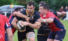 Caldy RUFC 18 - 10 Chester RUFC