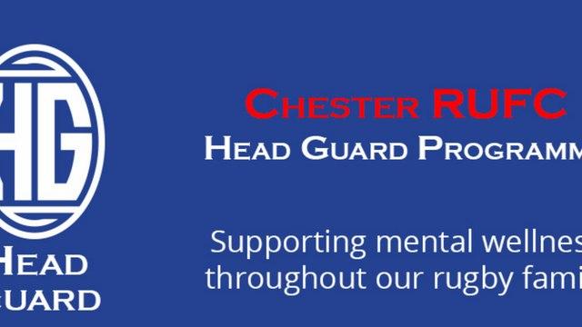 Chester RUFC HeadGuard Programme