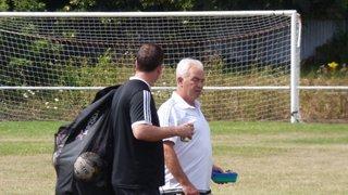 Swans v Cobham (Surrey) - 27.07.19.