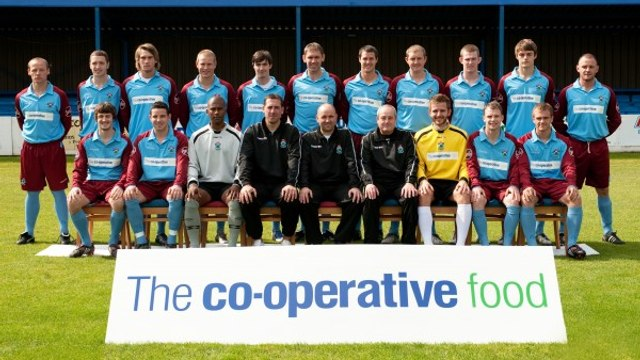 Co-op agree to extend sponsorship for 2010-2011 season