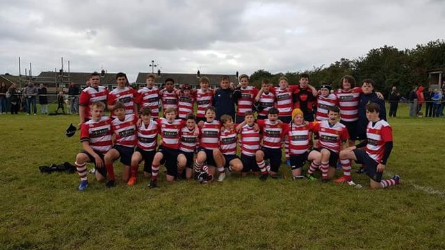 Stockton RFC Under 14s