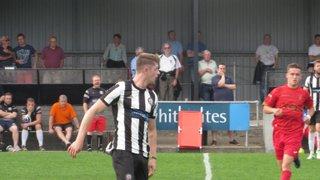 Pre Season Friendly vs Ilkeston FC 21/7/2016