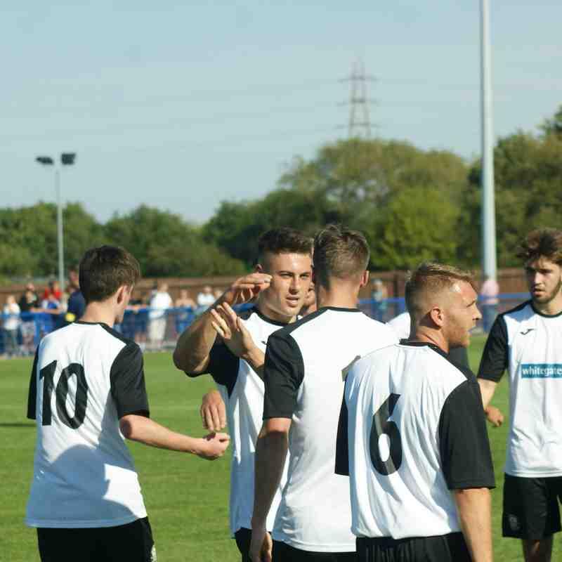 Long Eaton United 1 - 2 Heanor Town FC
