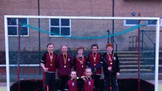 U12s Victorious at LBHC tournament