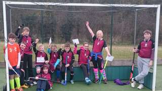 Impressive 1st and 3rd place for BHC U12s in Luton