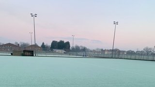 Sunday Juniors  and Walking hockey are OFF today - frozen pitches