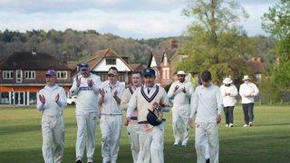 Saurday 1st XI v Shalford (away)