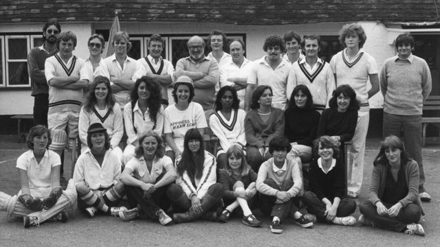 Brook CC 1979/1980