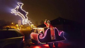 Santa's Helpers needed for the Long Crendon Santa Float Collection on Sunday 9th December