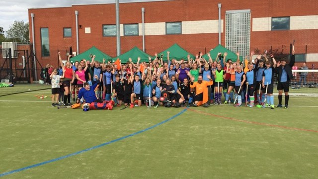 Thame Hockey Club is back on the pitch!