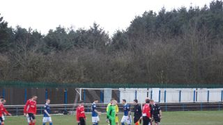 Rochdale Town Vs Litherland Remyca 14th Feb 2015