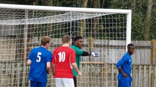 1st Team v Uxbridge - 28th March 2015