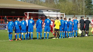 1st Team v Beaconsfield SYCOB - 6th April 2015