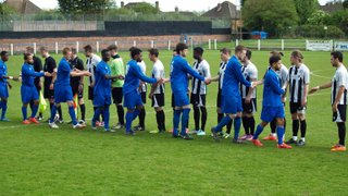 1st Team v St Ives Town - 25th April 2015