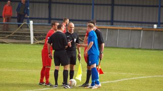 1st Team v Wantage Town 3rd October 2015