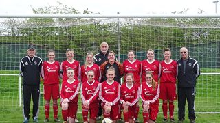 Ollerton Town Ladies in 2 Cup Finals!