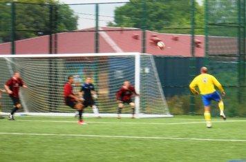 Wilkinson volleys
