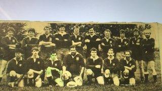 Strathie First XV 1988-89