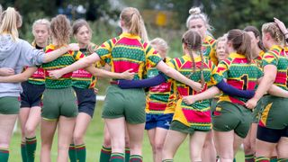 Girls U18s, Selby v Old Brods 15/09/2019