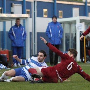 Margate Lose Unbeaten Home League Record